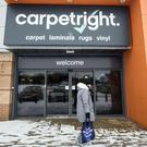 Carpetright has earmarked 81 stores for closure (Danny Lawson/PA)