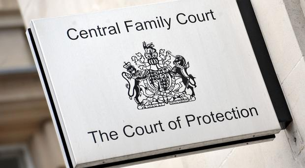 A 17-year-old boy who has mental health problems and gets fixated on women should be detained in a specialist unit, a judge in the Court of Protection says. (PA/Nick Ansell)