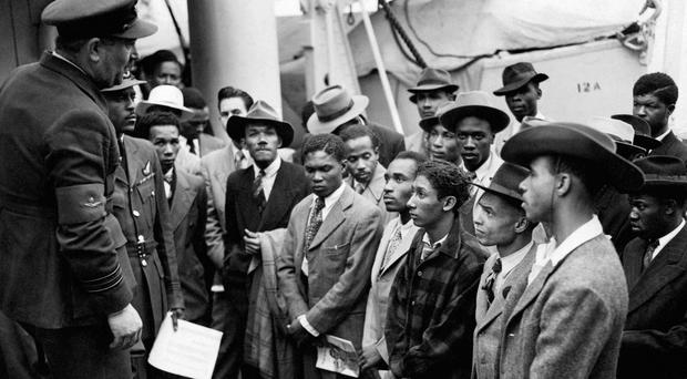 Some of the Windrush generation had been threatened with deportation (PA)