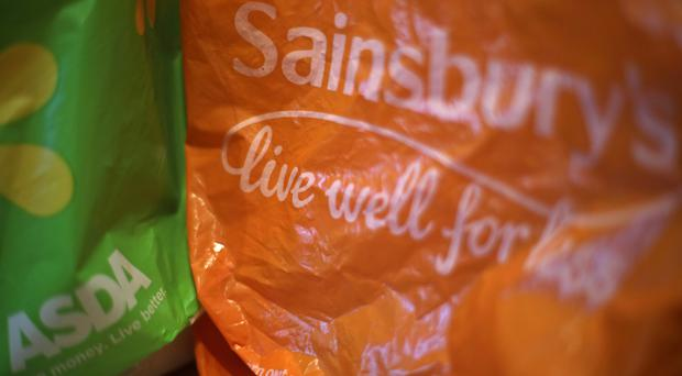 Sainsbury – Asda merger (PA)
