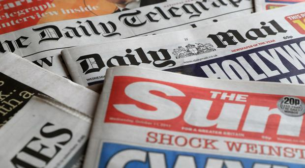 What the papers say - May 3