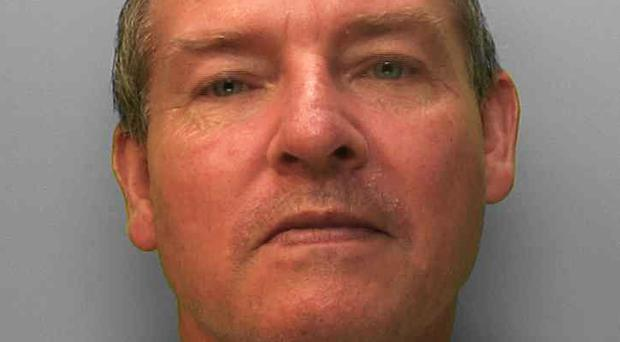 David Browning was jailed for murdering his boss, Jillian Howell, after stabbing her 15 times (Sussex Police/PA)