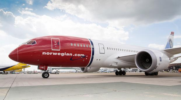 Norwegian's board unanimously rejected IAG's proposals (Norwegian Air Shuttle/PA)