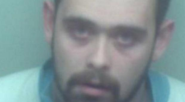 James Dye was jailed at Maidstone Crown Court (Kent Police/PA)