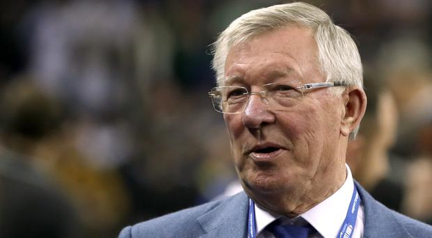 Sir Alex Ferguson is in hospital after undergoing surgery for a brain haemorrhage (Simon Cooper/PA)