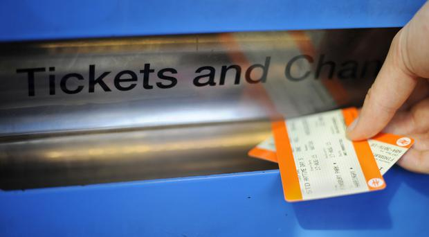 A public consultation is being launched to suggest ways of simplifying the rail ticketing system (PA)