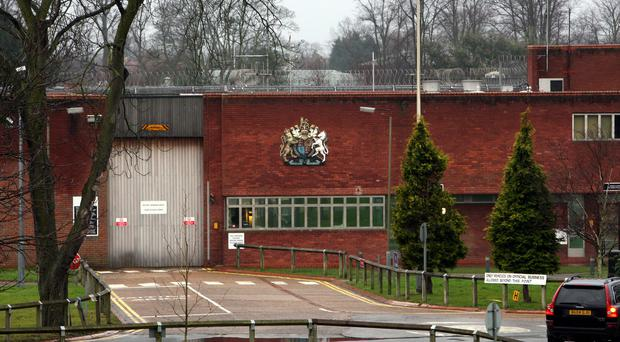 Feltham Young Offender Institute (Steve Parsons/PA)