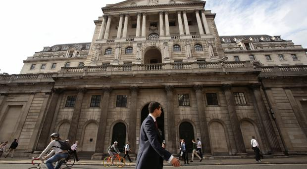 The Bank of England decided against raising interest rates (Yui Mok/PA)