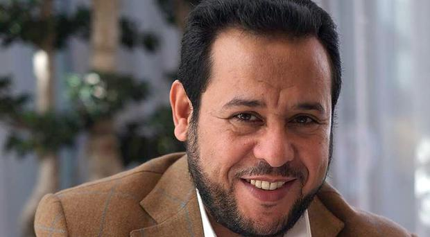 Abdel Hakim Belhaj said he will job his claim in return for an apology (Cori Crider/Reprieve)