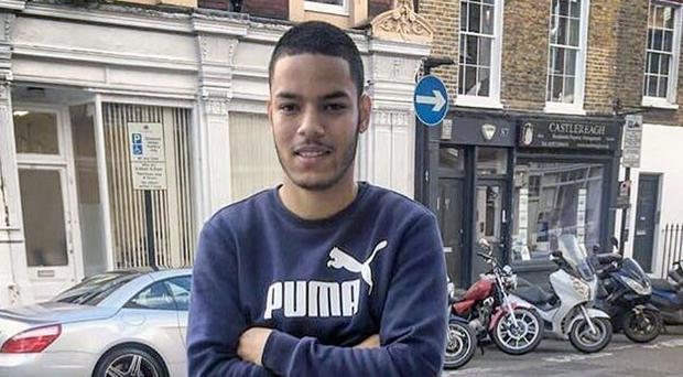 Omid Saidy was stabbed in the neck near Parsons Green tube station (Metropolitan Police/PA)