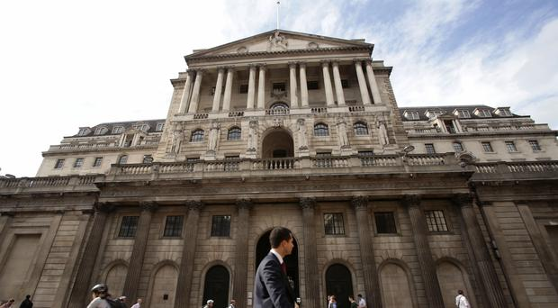 "The Bank of England has backed off from raising interest rates as it slashed 2018 growth forecasts, but said the economy would bounce back from a weather-hit ""soft patch"". (Yui Mok/PA)"