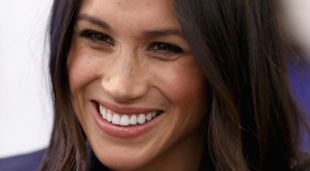 Meghan Markle will become an HRH when she marries Harry (Chris Jackson/PA)