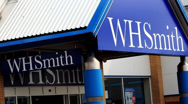 WH Smith has outlets in 129 hospitals across the country (Rui Vieira/PA)