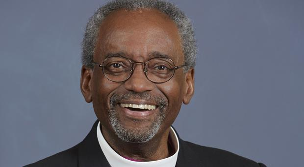 Bishop Michael Curry will give an address at the wedding (the Episcopal Church/PA)