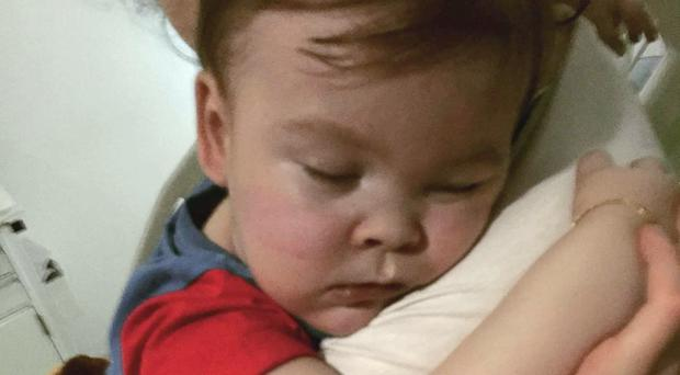 A private funeral for Alfie Evans is being held (Alfies Army/Facebook/PA)