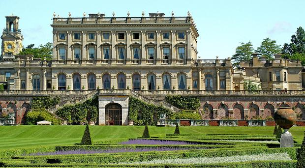 Cliveden House Hotel is set on the banks of the River Thames and includes its own private boat launch mooring (National Trust/PA)