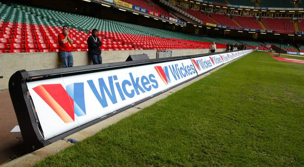 Wickes will swing the axe on 100 jobs (Mike Egerton/EMPICS Sport/ PA)