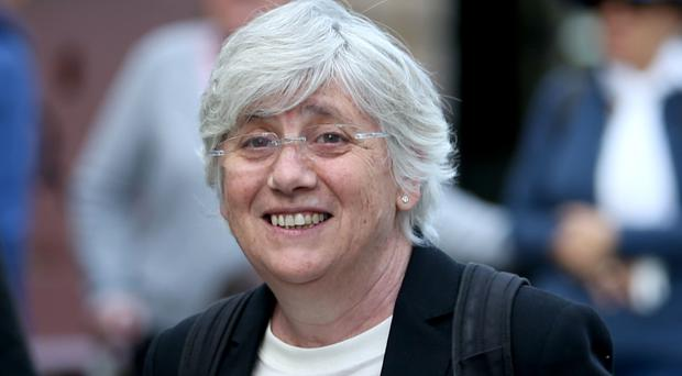 Clara Ponsati is fighting extradition to Spain (Jane Barlow/PA)