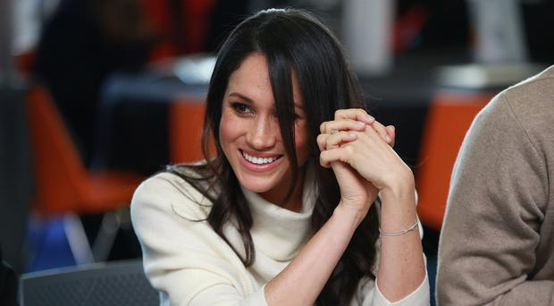 Meghan Markle will become an HRH after marrying Prince Harry (Ian Vogler/Daily Mirror/PA)