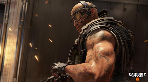 The new Call Of Duty focuses on multiplayer (Activision)