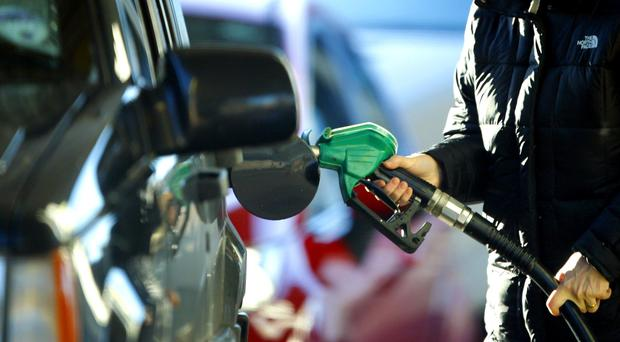 In the past four weeks alone, the cost of petrol and diesel has risen by around four pence per litre (Peter Byrne/PA)