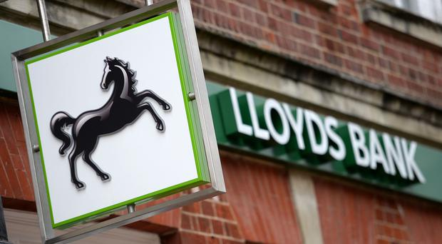 Lloyds Banking Group has sold off billions in mortgage assets (Andrew Matthews/PA)