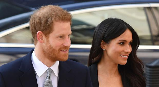 Details of Prince Harry and Meghan Markle's marriage ceremony have been released (Dominic Lipinski/PA)