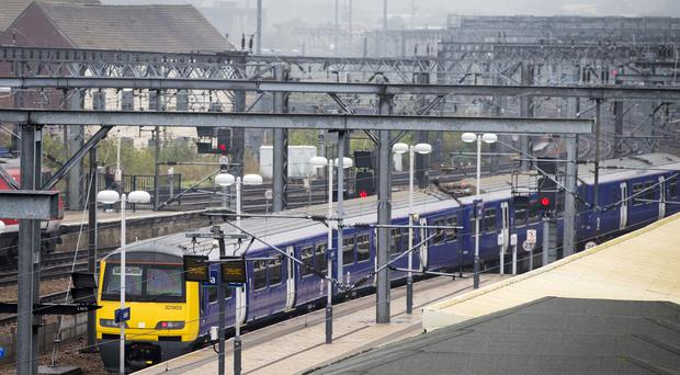 Northern Rail services were disrupted following timetable changes (Danny Lawson/PA)