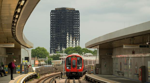 The inquiry into the Grenfell Tower fire disaster has got under way (Dominic Lipinski/PA)