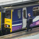 Northern rail services were disrupted on Monday (Danny Lawson/PA)