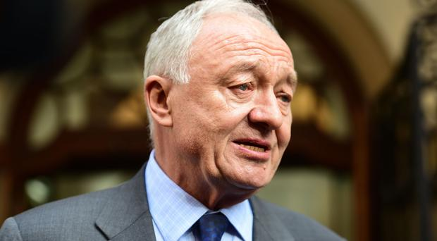 Ken Livingstone has quit the Labour Party (Lauren Hurley/PA)
