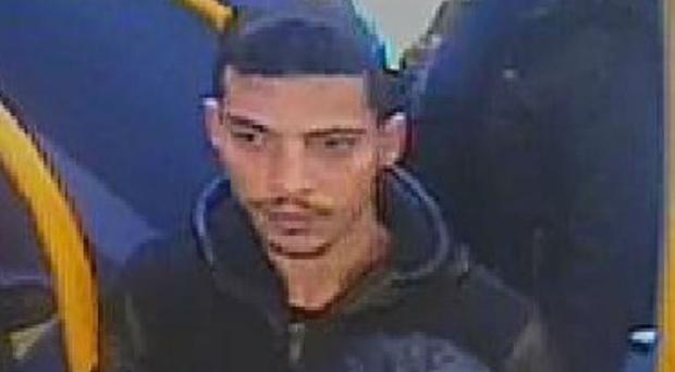 Police are appealing for help to trace this man (Metropolitan Police/PA)