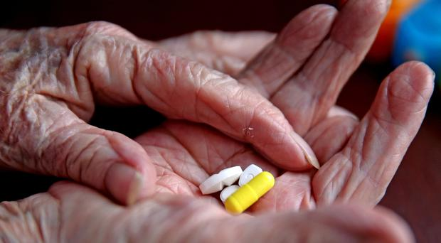 A new trial is to investigate whether existing cheap drugs can prevent dementia after stroke. (Peter Byrne/PA)