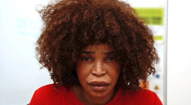 Berlinah Wallace was convicted of throwing acid over her former partner (Avon and Somerset Police/PA)