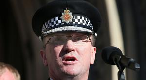 Greater Manchester Chief Constable Ian Hopkins (Martin Rickett/PA)
