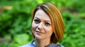 Yulia Skripal, the daughter of Russian spy Sergei Skripal (Dylan Martinez/PA)
