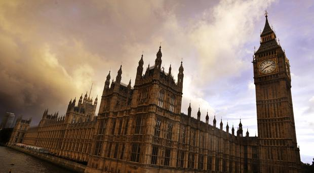 MPs have expressed concern at the amount of food waste discarded by House of Commons caterers (Tim Ireland/PA)