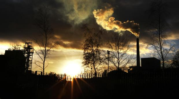 The Scottish Government has pledged to cut emissions by 90% by 2050 (Danny Lawson/PA)