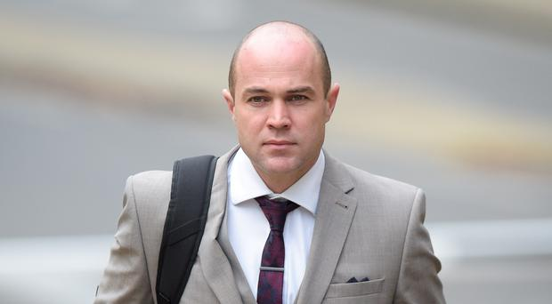 Emile Cilliers has been convicted of attempting to murder his wife, Victoria, by sabotaging her parachute (Ben Birchall/PA)