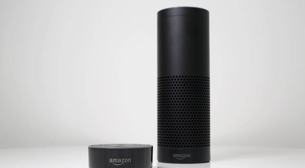 The app is powered by Amazon's virtual assistant Alexa, which responds to voice commands and queries (David Parry/PA)
