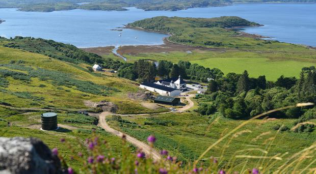 The Highland community of Ardnamurchan will give its young people a cask of whisky (Ardnamurchan Trust/PA)