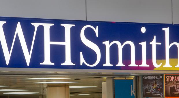 WHSmith has been rated the worst UK high street retailer this year, according to a new survey. (Philip Toscano/PA)