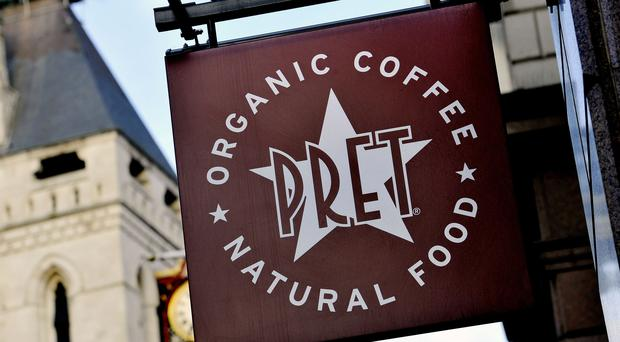 Pret A Manger has changed hands for £1.5 billion (Nick Ansell/PA)