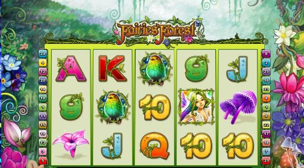 m88.com's Fairies Forest game (ASA/PA)
