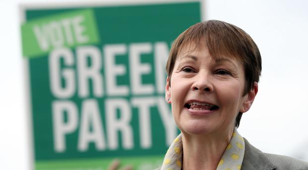 Caroline Lucas will not re-stand to be leader of the Green Party (Andrew Matthews/PA)