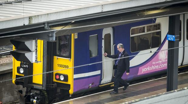Northern passengers have been hit with disruption since the introduction of a new timetable (Danny Lawson/PA)