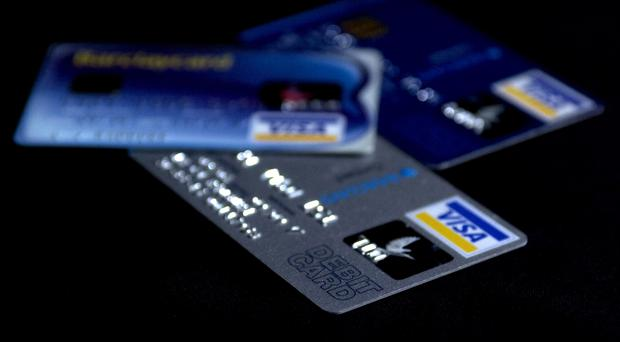 Visa cards are currently failing across Europe. (Chris Radburn/PA)