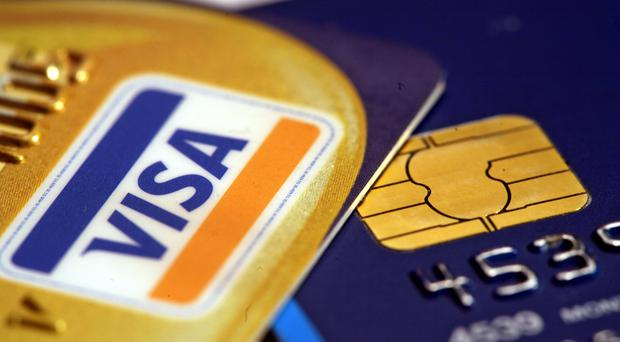 Visa said it is working towards resolving the problem (Martin Keene/PA)