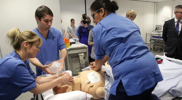 Humming La Macarena could help improve the quality of chest compressions during CPR (David Cheskin/PA)