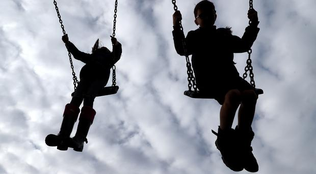 The research found that the most significant risk increases were seen with five or more children (Gareth Fuller/PA)